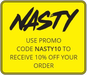 nasty juice code