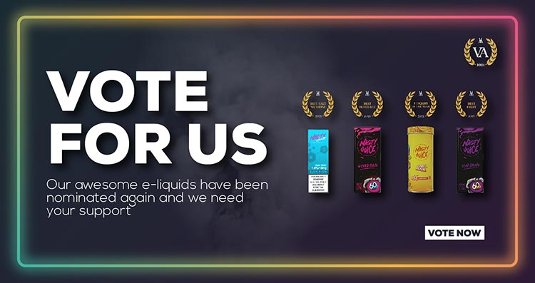 Vote For Us Vapouround 2021 Nasty Web Banner-01