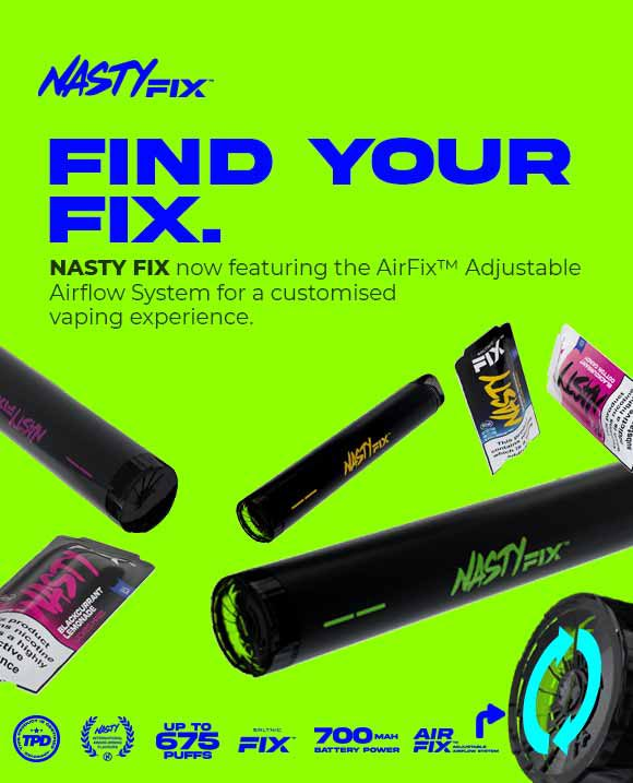 Nasty Air Fix Mobile Banner